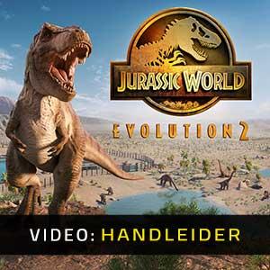 Jurassic World Evolution 2 Video-opname