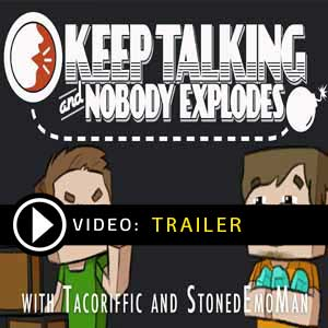 Koop Keep Talking and Nobody Explodes CD Key Compare Prices