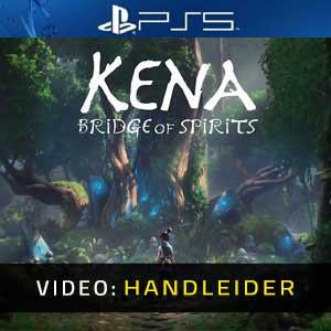 Kena Bridge of Spirits PS5 Video-opname