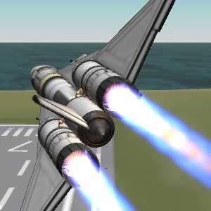 Kerbal Space Program Ruimteshuttle