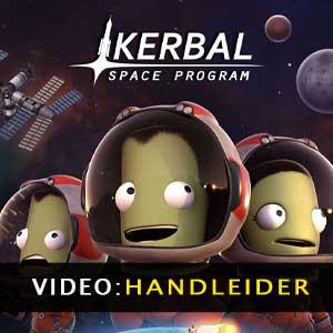 Kerbal Space Program Video-opname