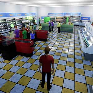 King of Retail - Kruidenierswinkel