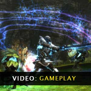 Koninkrijken van Amalur Re-Reckoning gameplay video