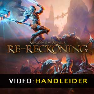 Koninkrijken van Amalur Re-Reckoning trailer video