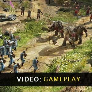 Kings Bounty 2 Gameplay Video