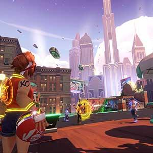 Knockout City Back Alley Brawl