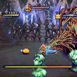 Legend of Mana UI