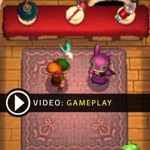 Legend of Zelda A Link between Worlds Nintendo 3DS Gameplay Video
