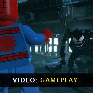 LEGO Marvel Super Heroes gameplayvideo