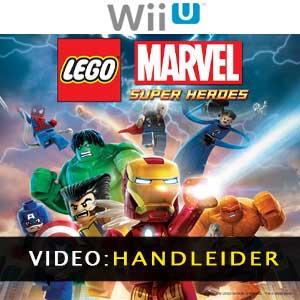 LEGO Marvel Super Heroes aanhangwagenvideo