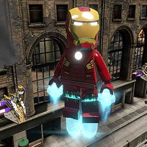Lego Marvels Avengers Iron Man