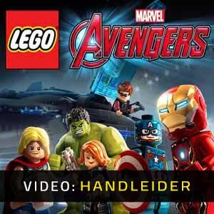 Lego Marvels Avengers Video-opname