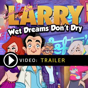Koop Leisure Suit Larry Wet Dreams Don't Dry CD Key Goedkoop Vergelijk de Prijzen
