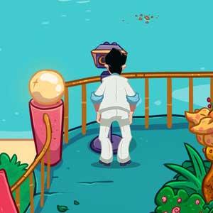 Leisure Suit Larry Wet Dreams Dry Twice Cancum