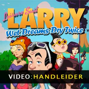 Leisure Suit Larry Wet Dreams Dry Twice Trailervideo
