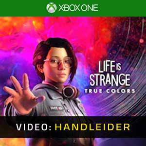 Life is Strange True Colors XBox One Video Trailer