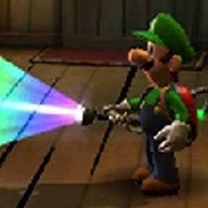 Luigis Mansion 2 Dark Moon Nintendo 3DS Searching