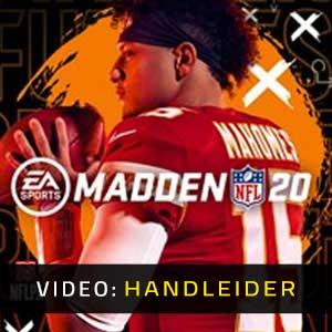 Madden NFL 20 Video-opname