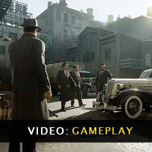 Mafia Trilogy Gameplay Video