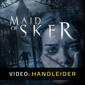 Maid of Sker Video-opname