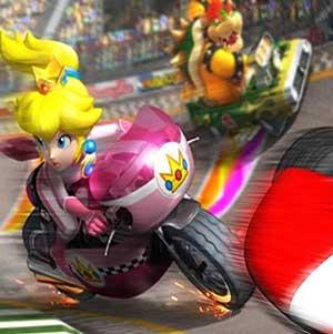 Mario Kart 8 Deluxe Hoofdcast