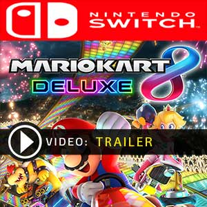 Koop Mario Kart 8 Deluxe Nintendo Switch Goedkope Prijsvergelijke
