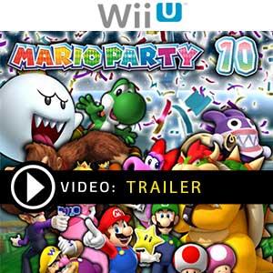 Koop Mario Party 10 Nintendo Wii U Download Code Prijsvergelijker