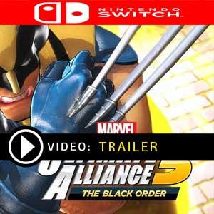 Koop MARVEL ULTIMATE ALLIANCE 3 The Black Order Nintendo Switch Goedkope Prijsvergelijke