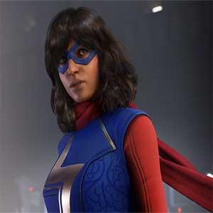 Marvels Avengers Ms. Marvel