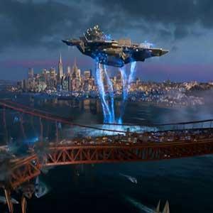 Marvel's Avengers Helicarrier