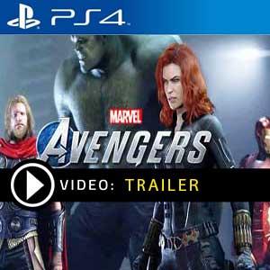 Marvels Avengers Aanhangwagenvideo