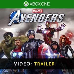 Marvel's Avengers Aanhangwagenvideo