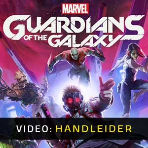 Marvel's Guardians of the Galaxy Video-opname