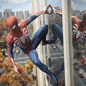 Marvel's Spider-Man Remastered PS5 Pak Voor Gevorderden