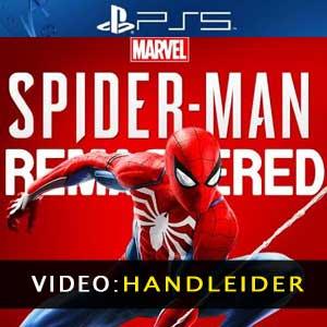 Marvel's Spider-Man Remastered PS5 Video-opname