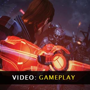 Mass Effect Legendary Edition Gameplay Video