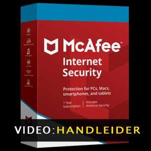 McAfee Internet Security 2019 aanhangwagenvideo