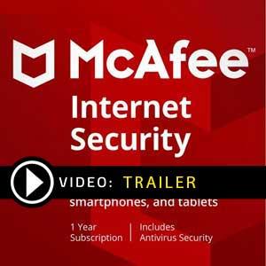 Koop McAfee Internet Security 2019 CD Key Goedkoop Vergelijk de Prijzen