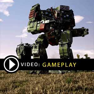 MechWarrior 5 Mercenaries Gameplay Video