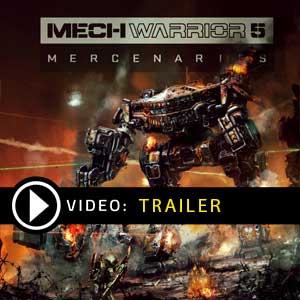 Koop MechWarrior 5 Mercenaries CD Key Goedkoop Vergelijk de Prijzen