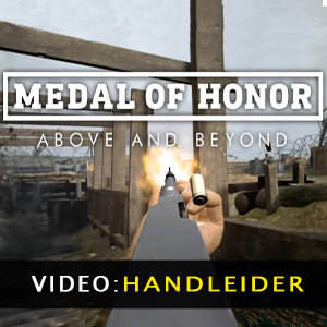 Medal of Honor Above and Beyond VR Trailer Video