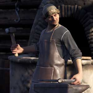 Medieval Dynasty Blacksmith
