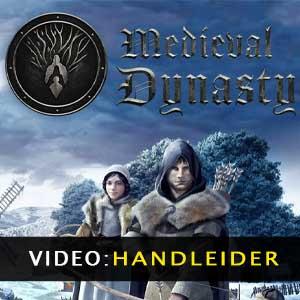 Medieval Dynasty trailer video