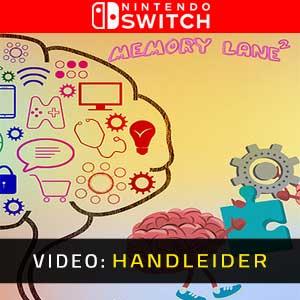 Memory Lane 2 Nintendo Switch-video trailer