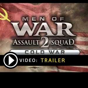 Koop Men of War Assault Squad 2 Cold War CD Key Goedkoop Vergelijk de Prijzen