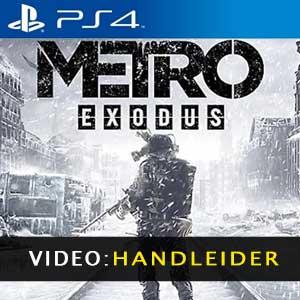 Metro Exodus PS4 Video-opname