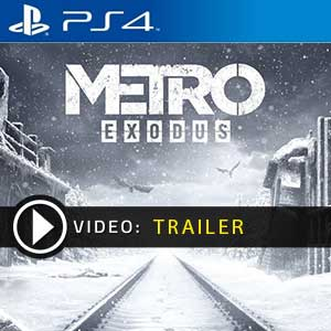 Koop Metro Exodus PS4 Code Compare Prices