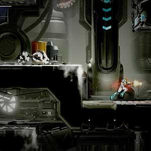 Metroid Dread Uitgangspoort