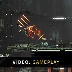 Metroid Dread Gameplay Video