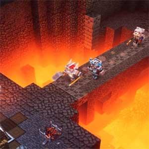 Minecraft Dungeons Vurige Smederij